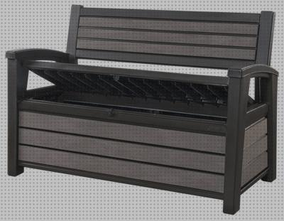 Review de arcón arcón jardin brushed bench