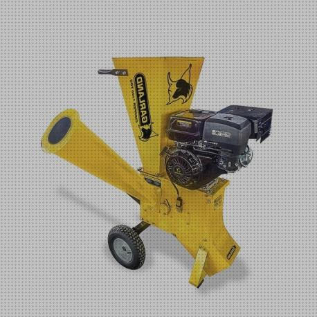 Review de biotriturador biotriturador de gasolina garland chipper 880g