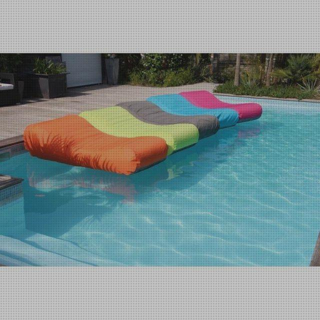 Review de tumbona tumbona inflable jardin