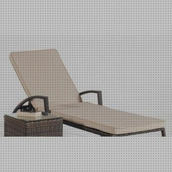 Review de tumbona tumbona jardin reclinable hevea